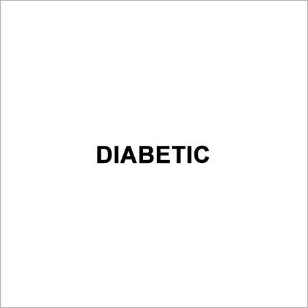 Diabetic Tablets and Capsules