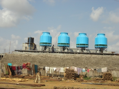 100 TR Cooling Towers