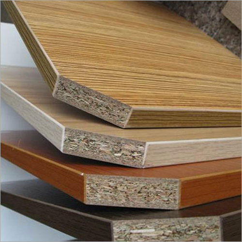 Veneered Particle Board