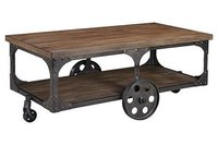 Trending Industrial Coffee Table