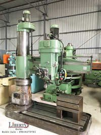 H. Cegielski Poland All Geared Radial Drilling