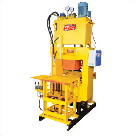 Designer Paver Block Machine