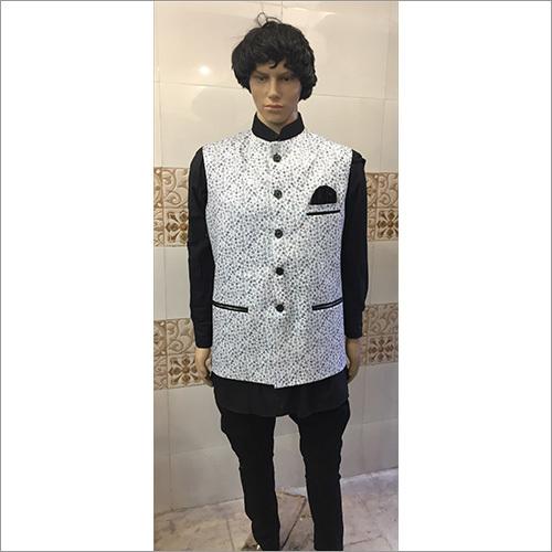 Floral Nehru Designer Jackets