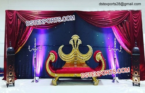Wedding Stage King Sofa