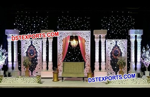 Fabulous Asian Wedding Stage