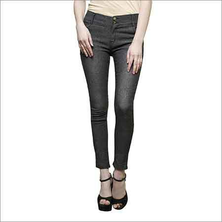 Ladies Jeans two button