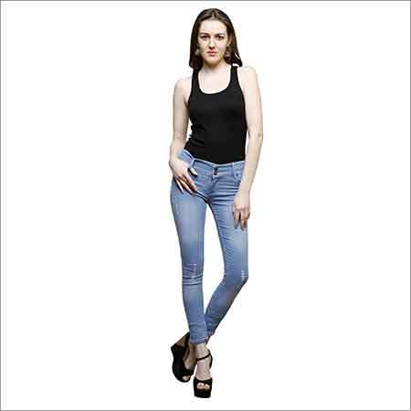 Ladies Trendy Jeans