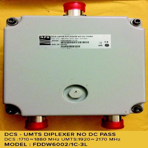 DCS-UMTS DIPLEXER