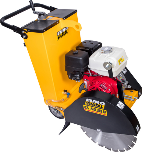 Concrete and Asphalt Saws - CS502HD