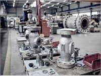 CNC-VTL Machining & Manufacturing