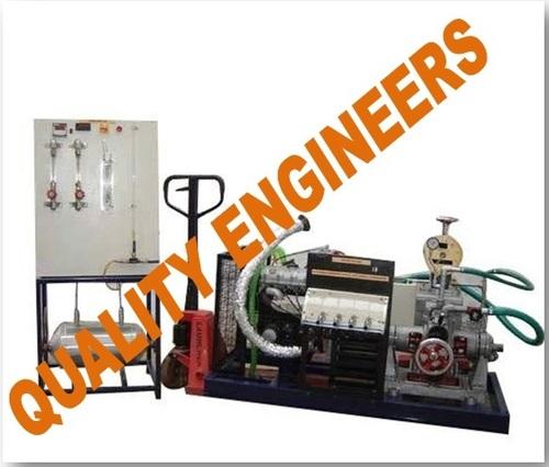Four Cylinder Four Stroke Petrol Engine Test Rig