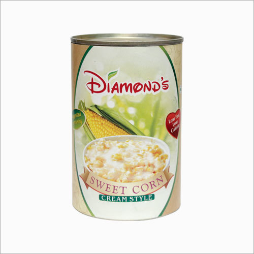 Canned Sweet Corn (Cream Style)