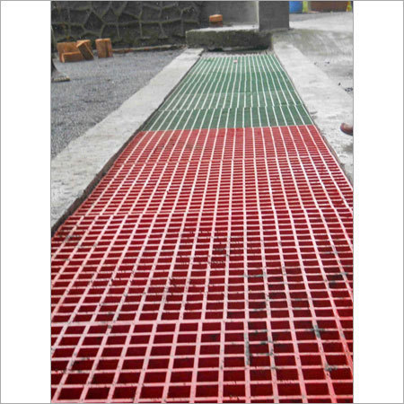 Molded FRP Gratings