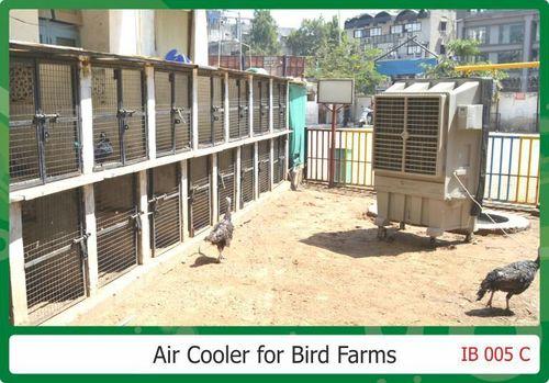 Air cooler For Bird Farms