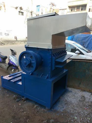 Plastic Scrap Grinder 12