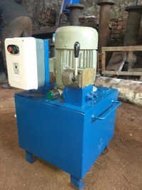 Hydraulic Screen Changer 10