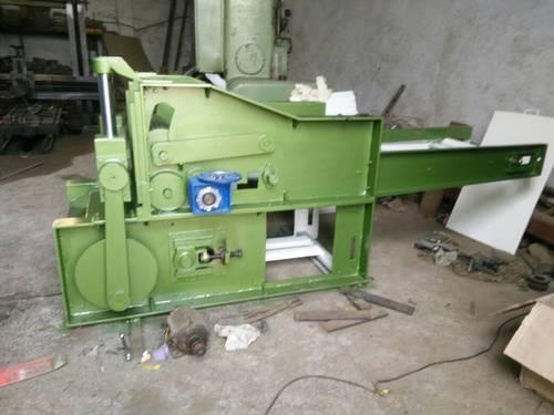 Hard Waste Cutter Machine