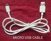 Micro USB to USB Charging Cable