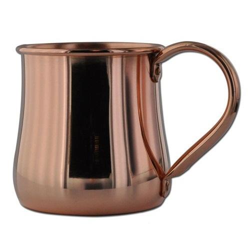 Plain Ploished Copper Mug