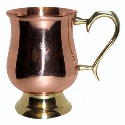 Copper Stylish Beer Mug