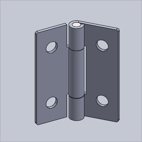 Iron Miniature Hinges