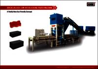 Hydraulic Paver Blocks Making Machine