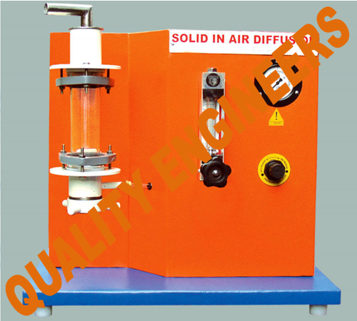 Solid  In Air Diffusion Apparatus