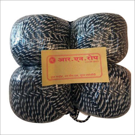 Zebra(Black & White) Polyester Rope