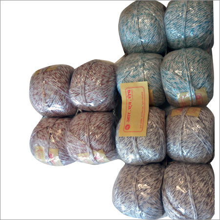 White Color Tipki Gola Polyester Rope