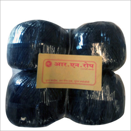 Black Gola Polyester Rope