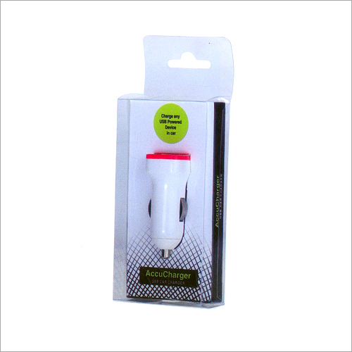 Single USB Car Charger