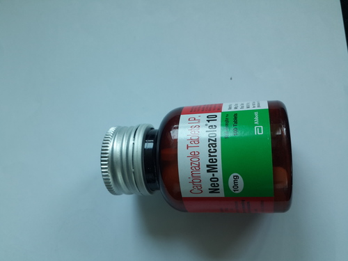 Neo-Mercazole 10 (Carbimazole Tablets  I.P.)