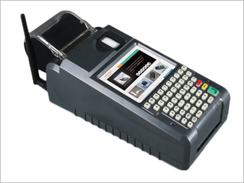 Portable Transaction Terminal Device