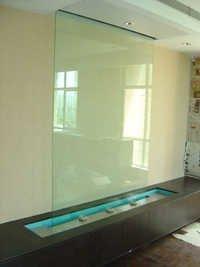 Indoor Waterfall Glass Fountain