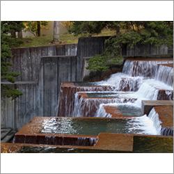 Modern Outdoor Natural Fountain