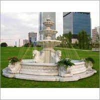 3 Tier Outdoor Fountain