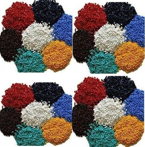 Colour LLDPE Granules