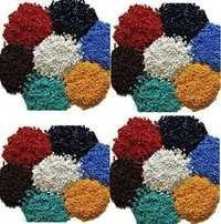 Colour LLDPE GRANULES