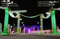 Wedding Decor Pillars