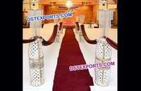 Wedding Aisle Decor Pillars