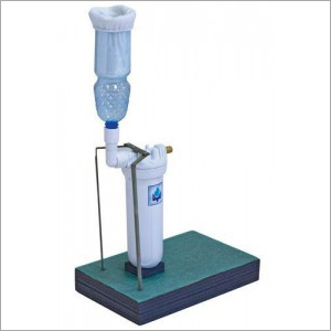 The Filter Portable for Cleaning and Disinfection