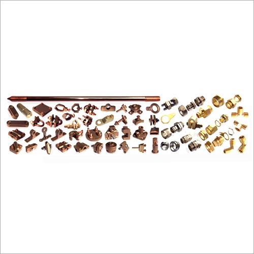 Brass Grounding Accessories