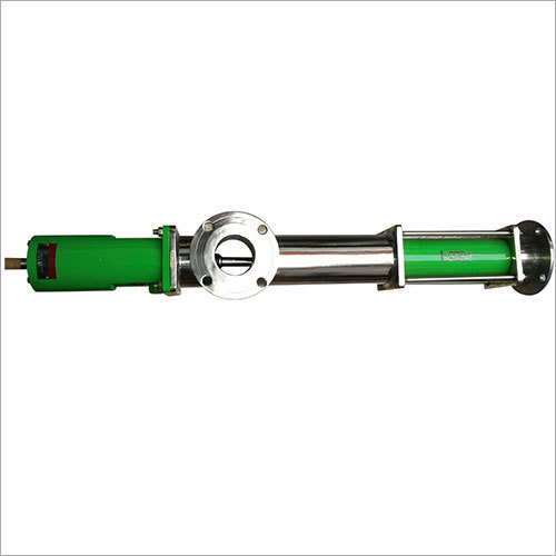 Chemical Single Screw Pump