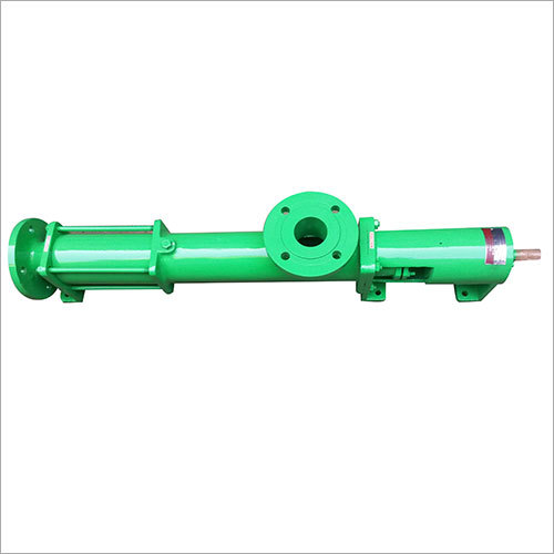 Steel Single Screw Pump
