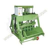 Concrete Solid Blocks Making Machine