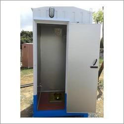 Portable Toilet Cabins for Construction Sites