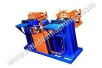 Double Station Fly Ash Brick Making Machine