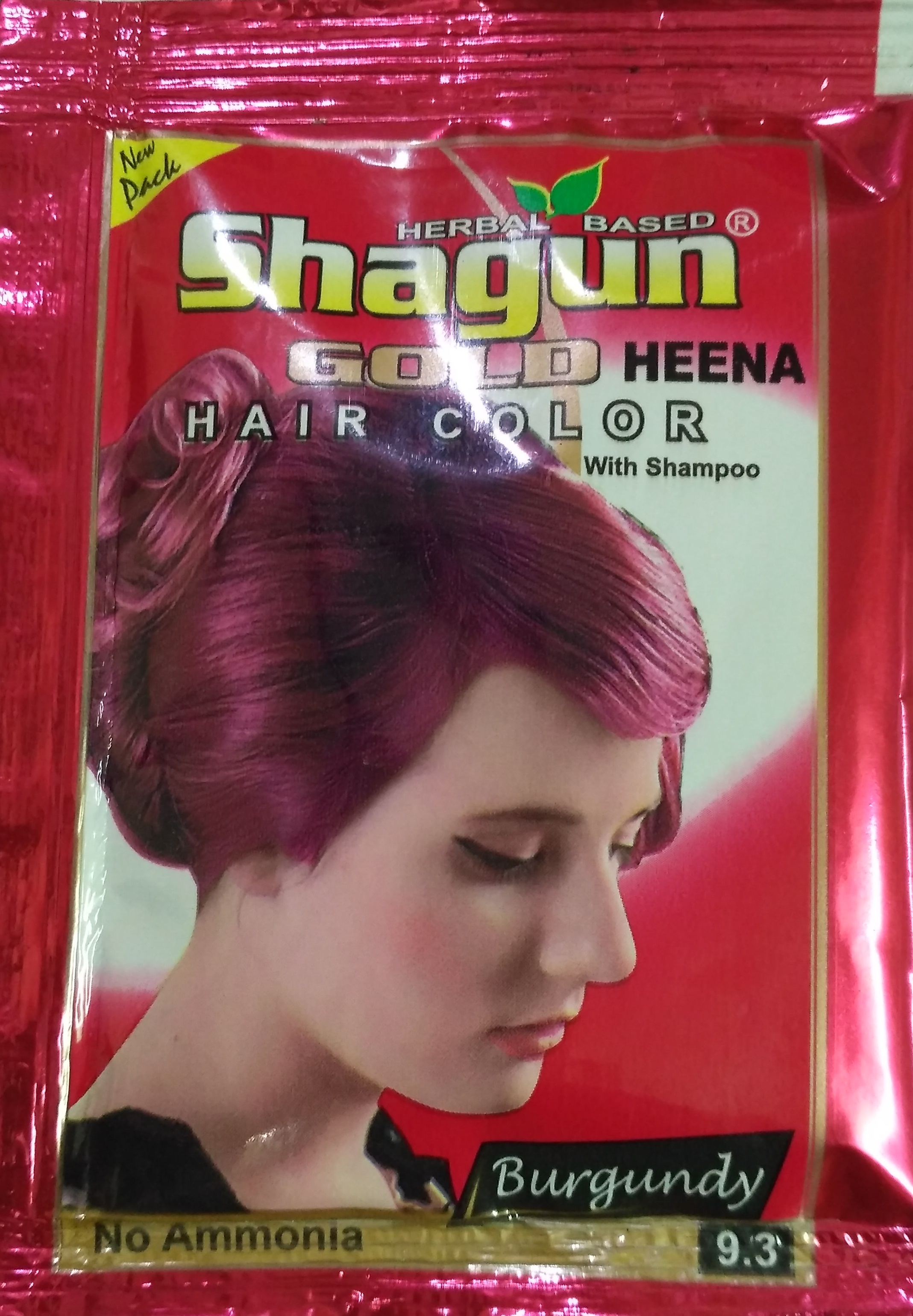 Henna Based Brown Hair Color Henna Based Brown Hair Color Exporter