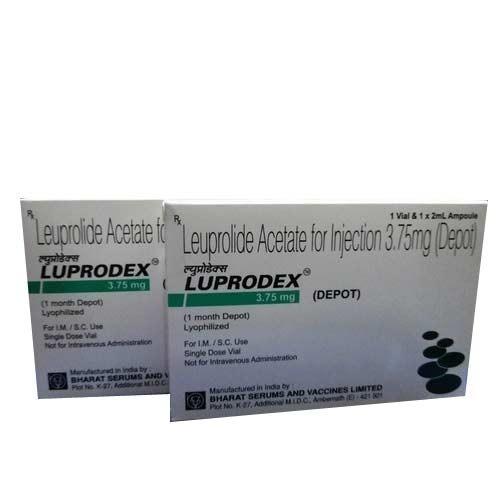 Leuprorelin 3.75mg Injection