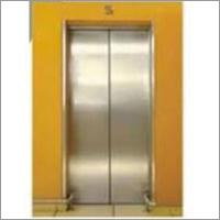 Center Opening Automatic Door